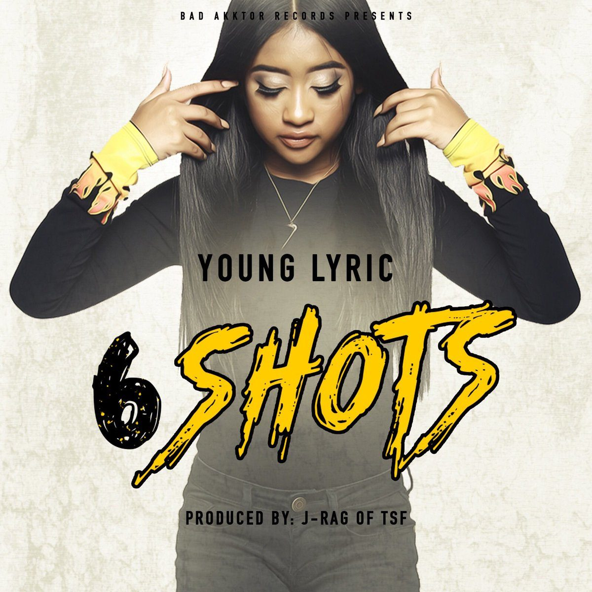 """Young Lyric In Savage Mode – Drops New EP """"6 Shots"""" and New Album """"No Sympathy"""" back to back!!"""