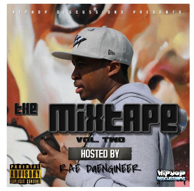 """Hip-Hop Discussions Presents """"The Mixtape"""" Vol.2 Download TODAY!"""