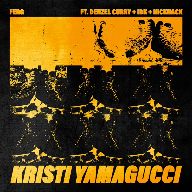 "A$AP Ferg Releases New Song ""Kristi YamaGucci"" featuring Denzel Curry, IDK and Nicknack"