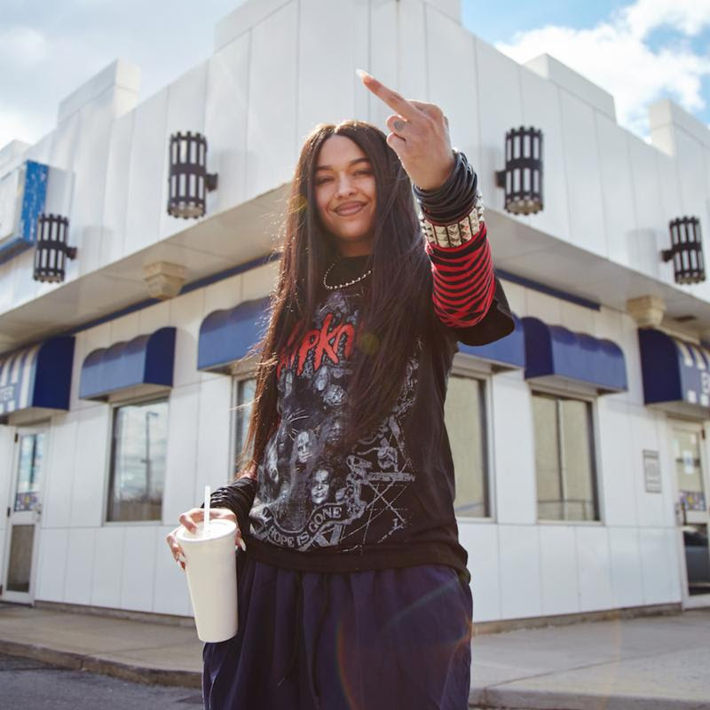 PRINCESS NOKIA: New Video & Mixtape From Acclaimed MC Out Now